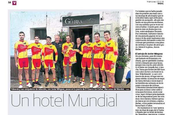 Hotel Para Ciclistas En Granada Bikefriendly Sierra Nevada 4