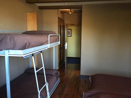habitaciones cuadruples hotel en sierra nevada 2