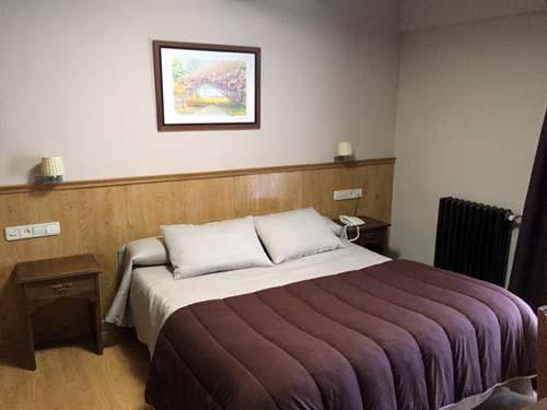 habitaciones dobles hotel en sierra nevada 2