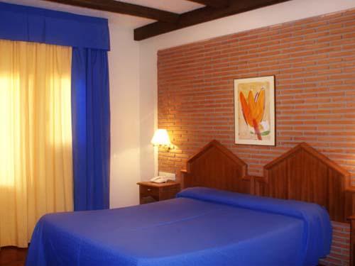 habitaciones dobles hotel en sierra nevada 5