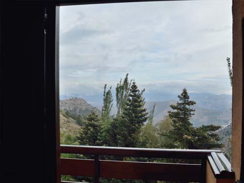 habitaciones dobles hotel en sierra nevada vistas 1