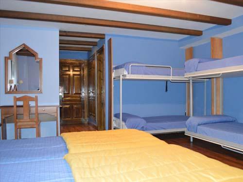hotel en sierra nevada con habitaciones para gruposi