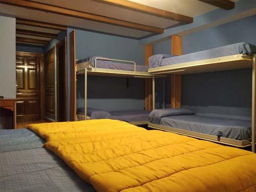 hotel en sierra nevada con habitaciones para grupot 2 i