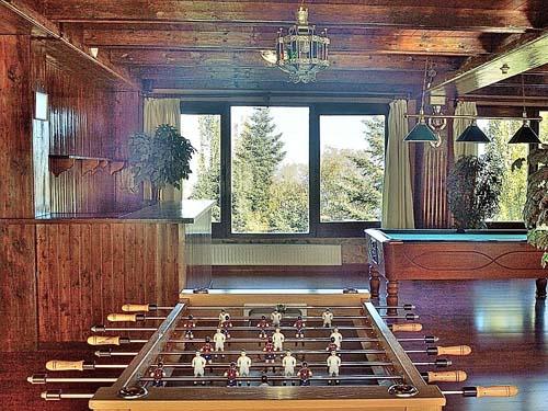 hotel en sierra nevada instalaciones y servicios 5