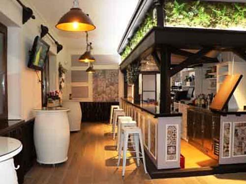 restaurante en sierra nevada gastronomia instalacioenes de la cafeteria 2