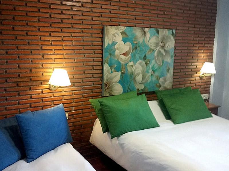 habitaciones dobles hotel en sierra nevada nueva 3