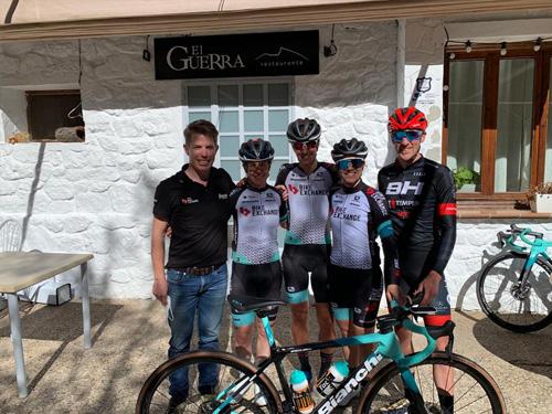 hotel ciclistas bikefriendly granada 1